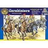 Italeri 510006003 - 1:72 Französische Schwere Kavallerie -