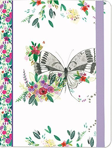 Butterfly Meadow Journal (Diary, Notebook) by Peter Pauper Press (2016-01-06)