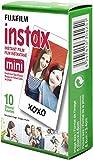 Fujifilm Instax Mini Film, Emballage Unique (10 Exposures)