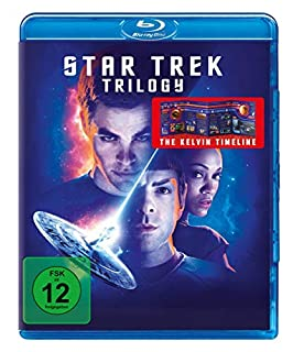 STAR TREK - Three Movie Collection [Blu-ray]