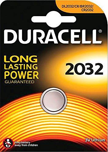 Oferta de Duracell - Pila de botón de litio DL2032/CR/BR2032/CR2032