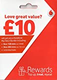 Vodafone PAYG Tarjeta Sim Triple SIM Paquete(2 tarjeta SIM Limit)