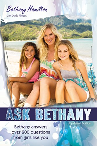 Ask Bethany, Updated Edition: Bethany Answers Over 200 Questions from Girls Like You (Faithgirlz / Soul Surfer) (English Edition)