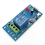 1-Channel Infrared Remote Control Relay Module IR Switch 5V