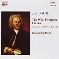 Well-Tempered Clavier by J.S. BACH (2000-10-06)