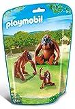 PLAYMOBIL - Familia de orangutanes (66480)