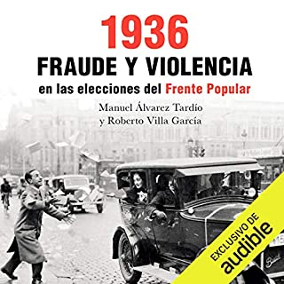 1936 (Spanish Edition) cover art