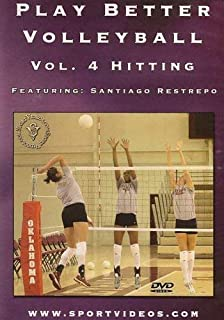 Play Better Volleyball: Hitting with Coach Santiago Restrepo