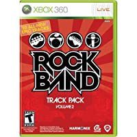 Rock Band Track Pk Vol2 Xbox 360 (輸入版)