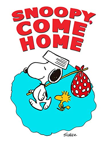 Snoopy Come Home