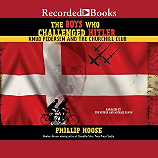 The Boys Who Challenged Hitler cover art