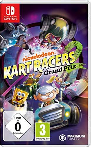 Nickelodeon Kart Racers 2: Grand Prix - [Nintendo Switch]