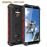OUKITEL WP5 Rugged Cell Phone IP68Waterproof Dustproof Shockproof 8000mAh Smartphone Android 10.0 Mobile Phone