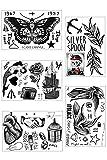 Harry Stylez Inspired Temporary Tattoo Bundle