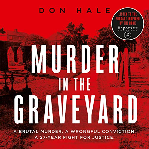 Murder in the Graveyard audiobook cover art