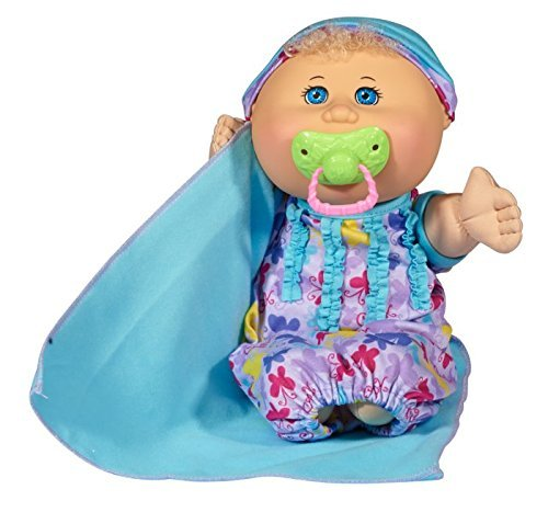 Wicked Cool Toys Cabbage Patch Kids Naptime Babies 12.5