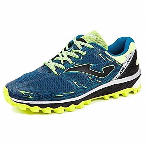 Joma Olimpo, Zapatillas de Trail Running Hombre, Azul (Marino 803), 45 EU
