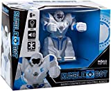 World Tech Toys Rumble Bot RC Fighting Robot, Multi