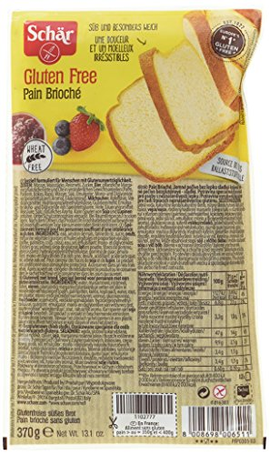 Schär Pain Brioché glutenfrei 370g, 6er Pack