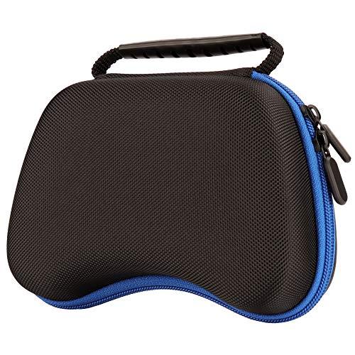 Spiel Controller Tasche Zubehör für Sony PlayStation 5 und Xbox Series X/S Controller, Hard Schützend Aufbewahrungs Tragen Tasche