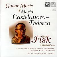 Guitar Music of Castelnuovo Tedesco