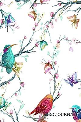Bird Journal: Bird Watching Log