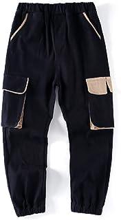 HOSD Overol de niño 2019 Nueva Ropa para niños Pantalones Casuales de Primavera y otoño para niños en los Pantalones Grand...