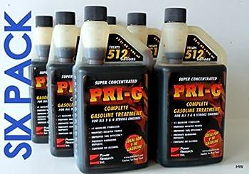 PRI-G Fuel Stabilizer-SIX PACK ++ 6- 32 oz Bottles