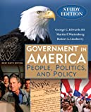 Government in America: People, Politics and Policy, Brief Study Edition Value Package (includes You Decide! Current Debates in American Politics, 2008 Edition)