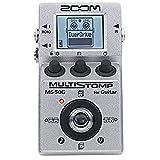 Zoom Zoom MS50G MultiStomp Guitar Pedal Tapones para los oídos 6 Centimeters Negro (Black)