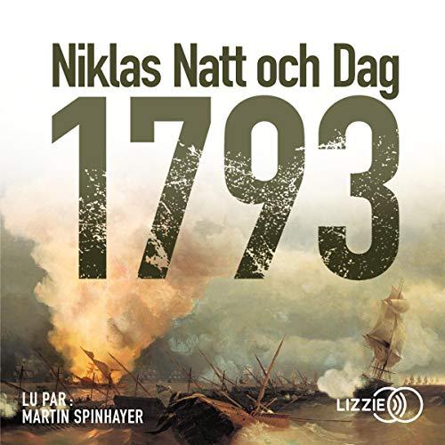 1793 audiobook cover art