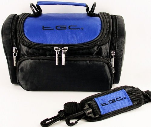 TGC cámara grande para Canon PowerShot SX410 IS Plus accesorios