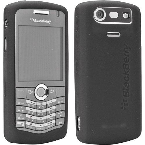 Blackberry hülle Pearl 8110/8120/8130 schwarz