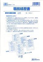 日本法令 職務経歴書 労務13