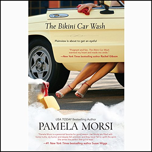 The Bikini Car Wash audiobook cover art