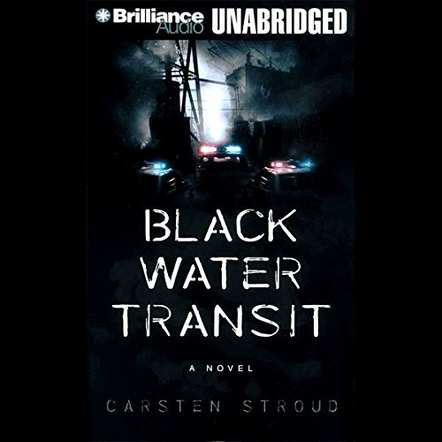 Black Water Transit audiobook cover art