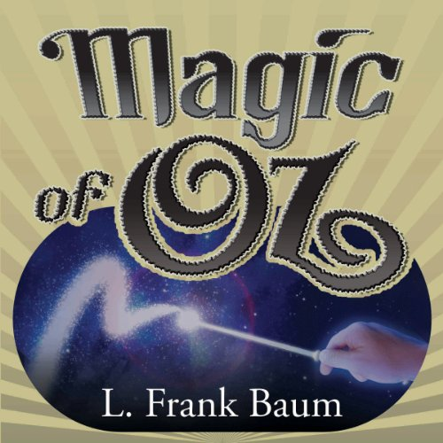 The Magic of Oz  By  cover art