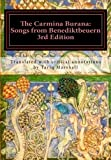 The Carmina Burana: Songs from Benediktbeuern, 3rd Edition