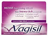 Vagisil - Itch Relief - 20% / 3% Strength - Cream - 1 oz. - Tube
