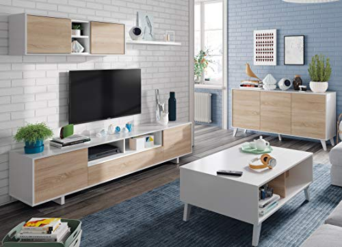 potente comercial muebles piso completo pequeña