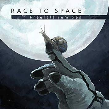 Freefall Remixes