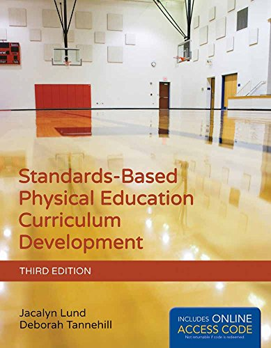 Standards Based Physical Education Curriculum Development