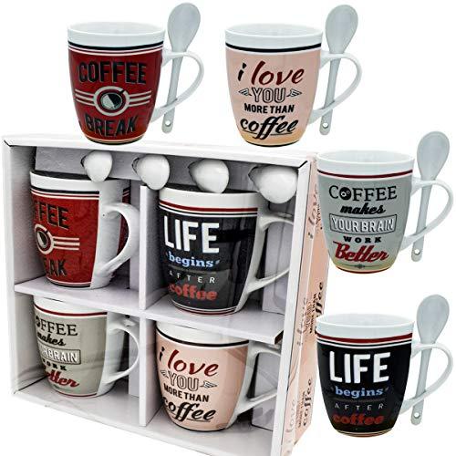 mr coffee 8 piece mug - 3