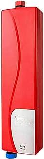3000 W 220 V mini elektrische doorstroomverwarmer badkamerdouche direct elektronisch boiler tankless instellen met douchek...