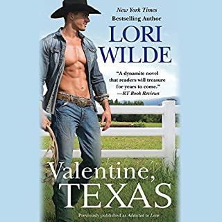 Valentine, Texas audiobook cover art