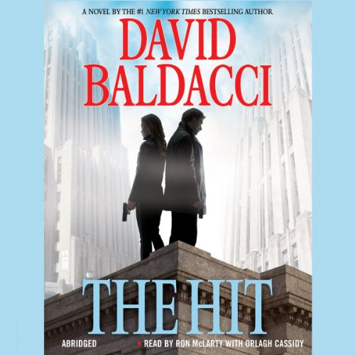 The Hit audiobook cover art