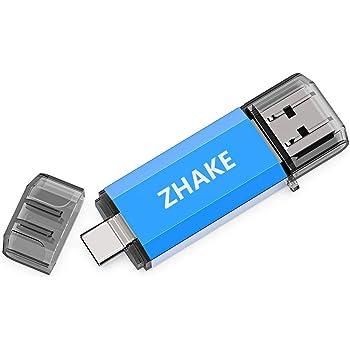Memoria USB Tipo C 64GB 3.0 Pendrive USB C OTG Pen USB Dual Flash ...