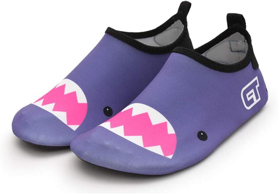 Ceguimos Enfant Gar/çons Filles Chaussures de Plage et Piscine