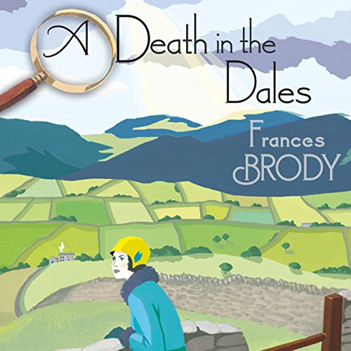 A Death in the Dales cover art