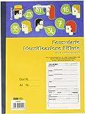 Edipro E0210C modulo e libro contabile - confezione da 10 Moduli identifcazione rifiuti